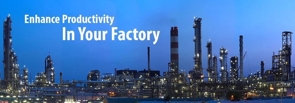 Enhance Factory Productivity